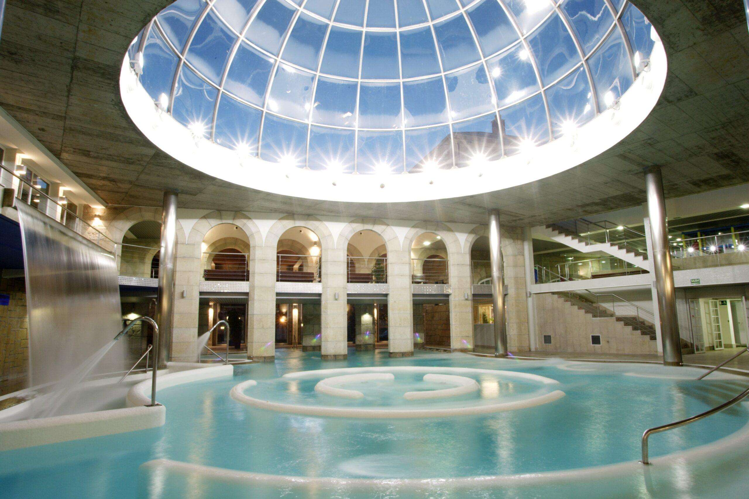 Balneario de Mondariz, el preferido del turista centroeuropeo