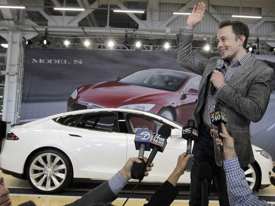 Tesla supera a General Motors