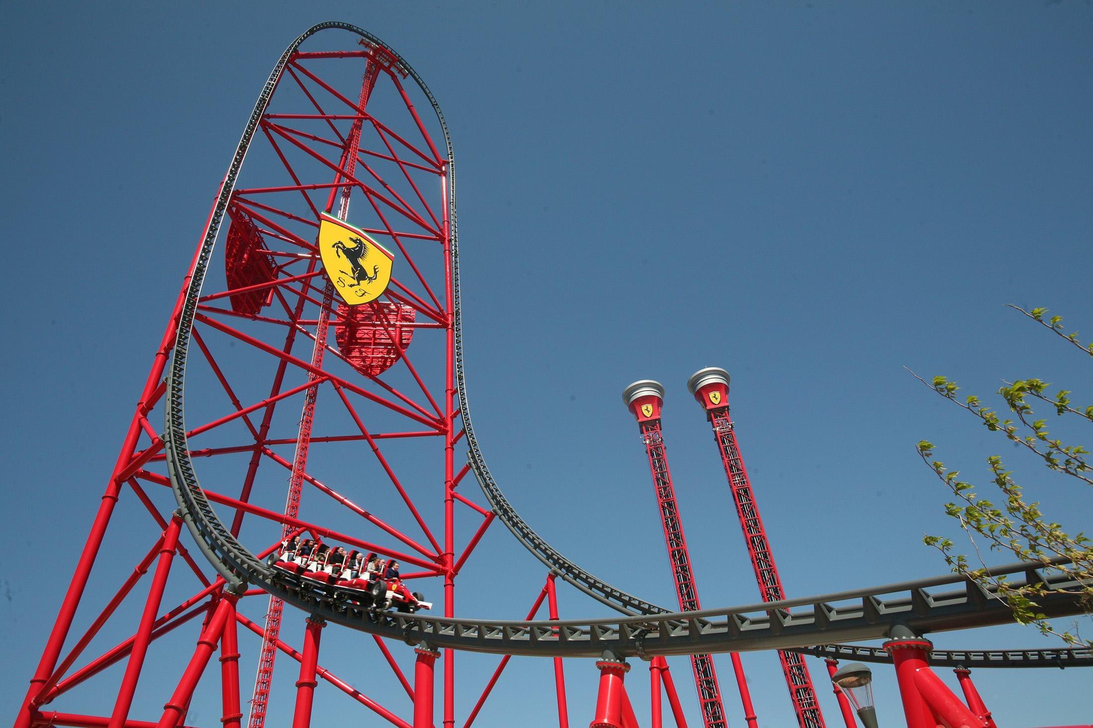 Ferrari Land convertirá Tarragona en la capital europea de la adrenalina