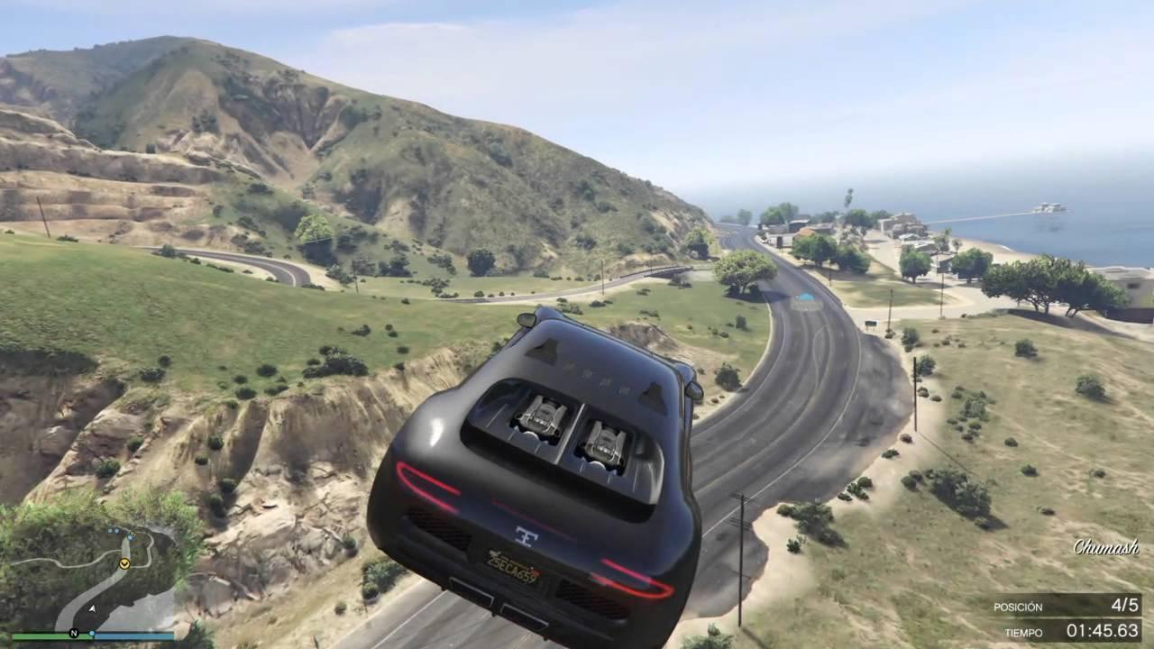 Por qué el Grand Theft Auto hará que no conduzcas nunca más