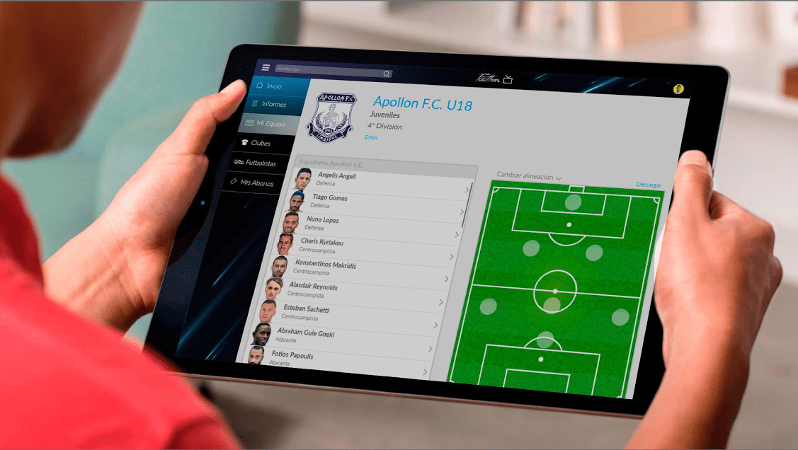 FÚTBOL EN STREAMING GRACIAS A FOOTTERS E IBM CLOUD VIDEO
