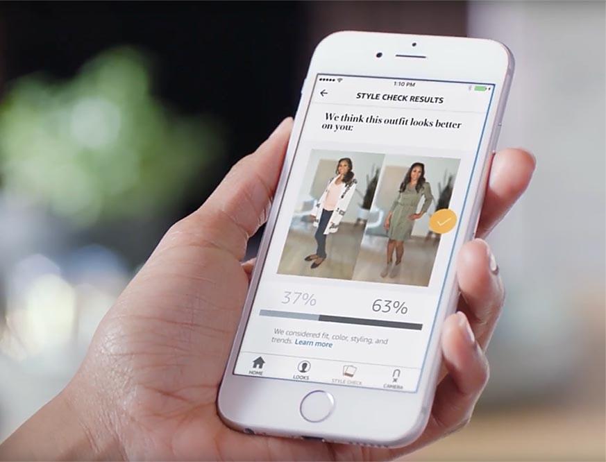 Echo Look, el nuevo estilista de Amazon