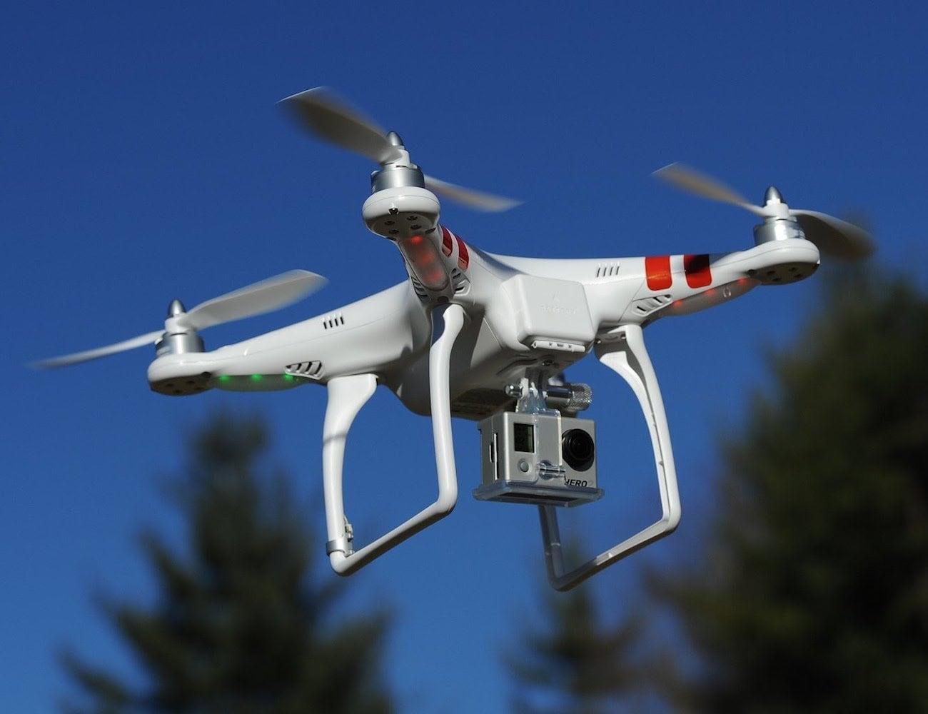 Los drones conquistan el cielo
