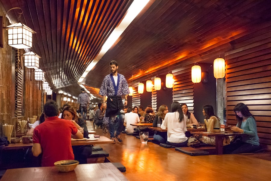 Ruta De Restaurantes Japoneses En Madrid Influencers