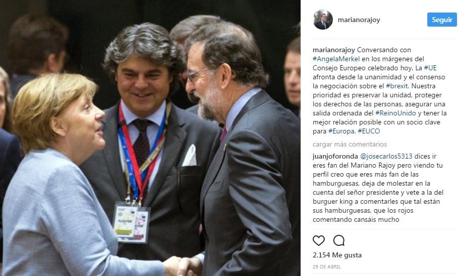 ¿Quiénes son los políticos más influyentes en Instagram?
