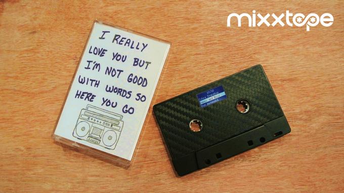 Mixxtape, el casette reinventado