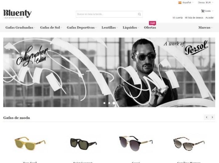 deb637eaa Bluenty: la óptica online de gafas de lujo - Influencers