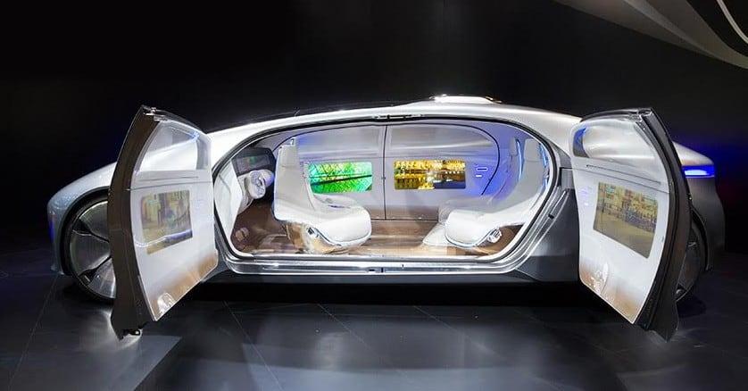El futuro del coche es compartido.