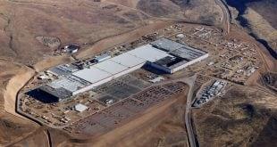 Megafactoría de baterías Tesla