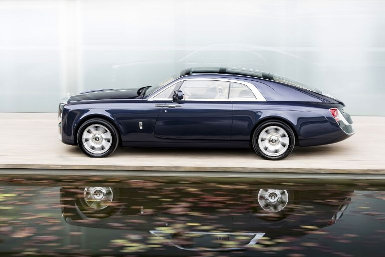 El Rolls-Royce de 13 millones de dólares y 4 años de construcción.