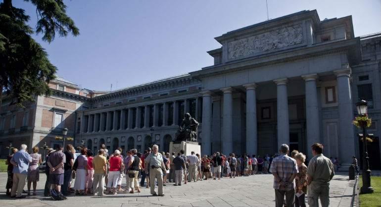 Un paseo a ritmo de piano por el Museo del Prado