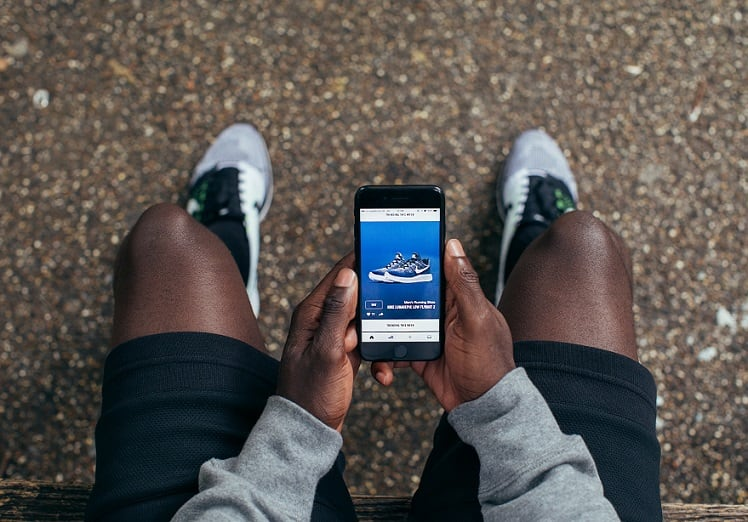 Nike App para clientes premium
