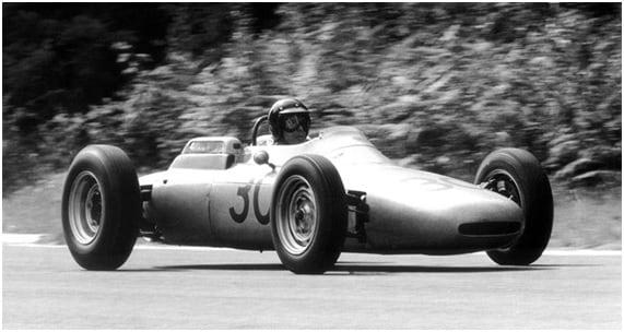 Coche autónomo para la Fórmula 1