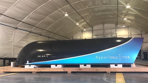 Hyperloop es el transporte del futuro