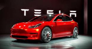 Coche Tesla modelo 3