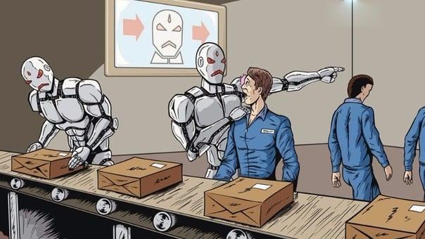5 claves para que un robot no te quite el empleo