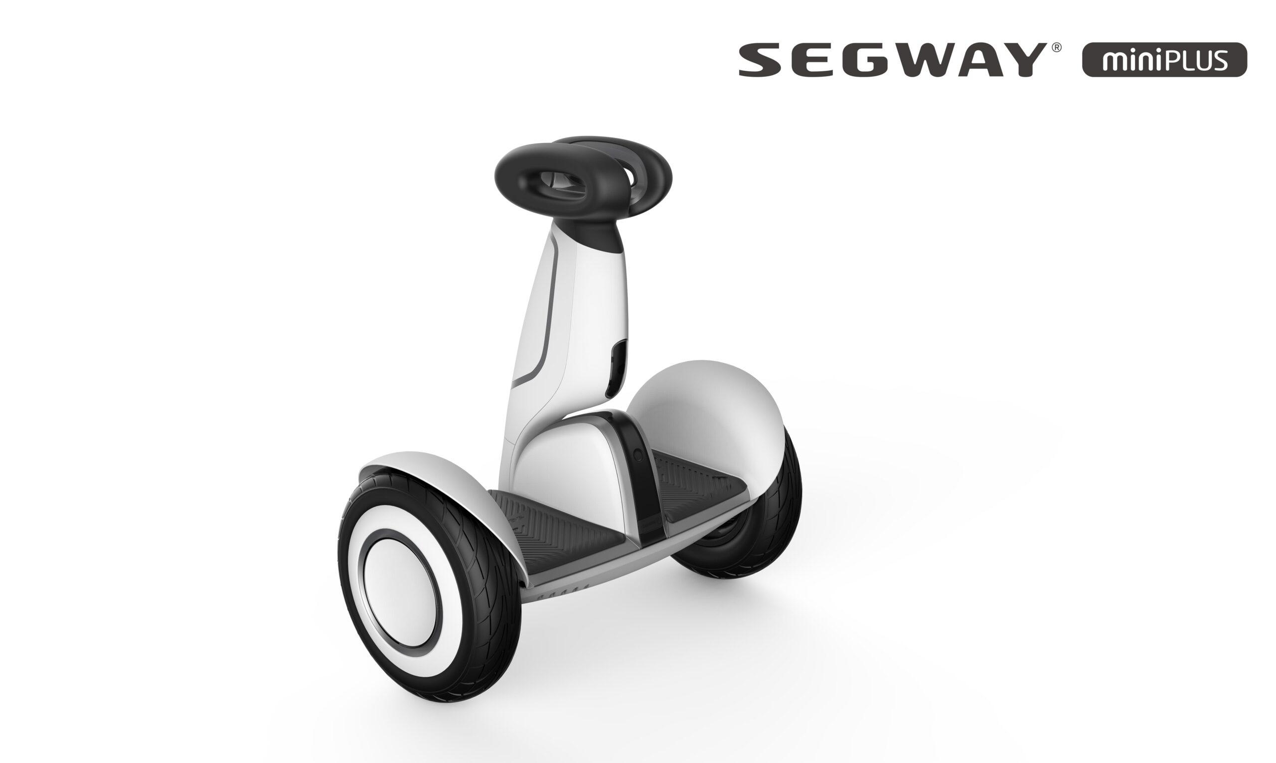 Así son los nuevos modelos de Segway
