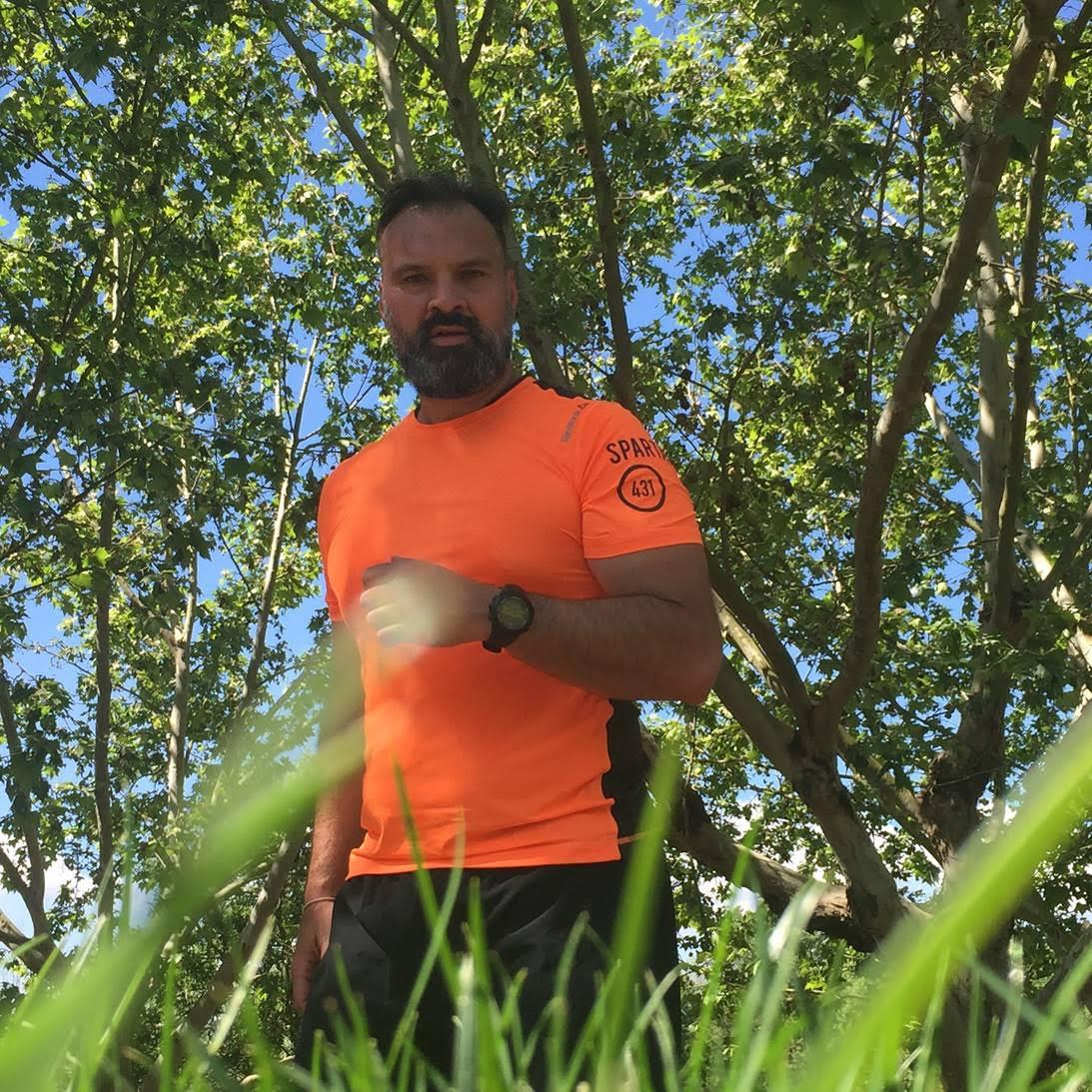 Hablamos con Ángel Sanz, el responsable del éxito de la Spartan Race