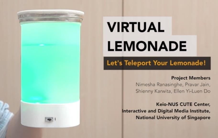 Científicos crean la 'limonada electrónica'