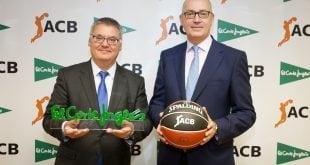 El Corte Inglés, patrocinador de la ACB