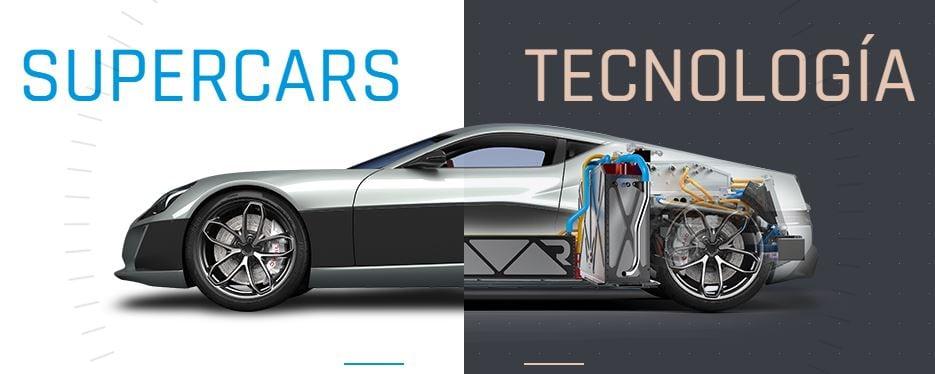 Rimac Automobili diseña el superdeportivo eléctrico