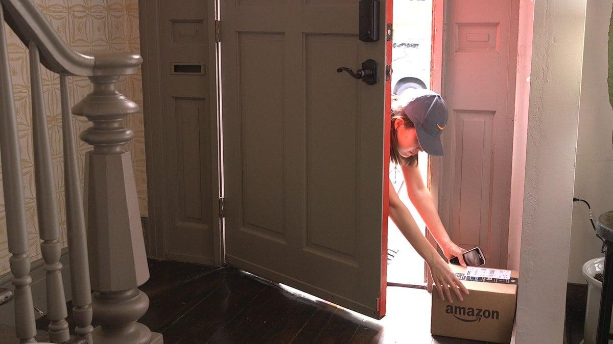 Recibir paquetes aunque no estés con Amazon Key.