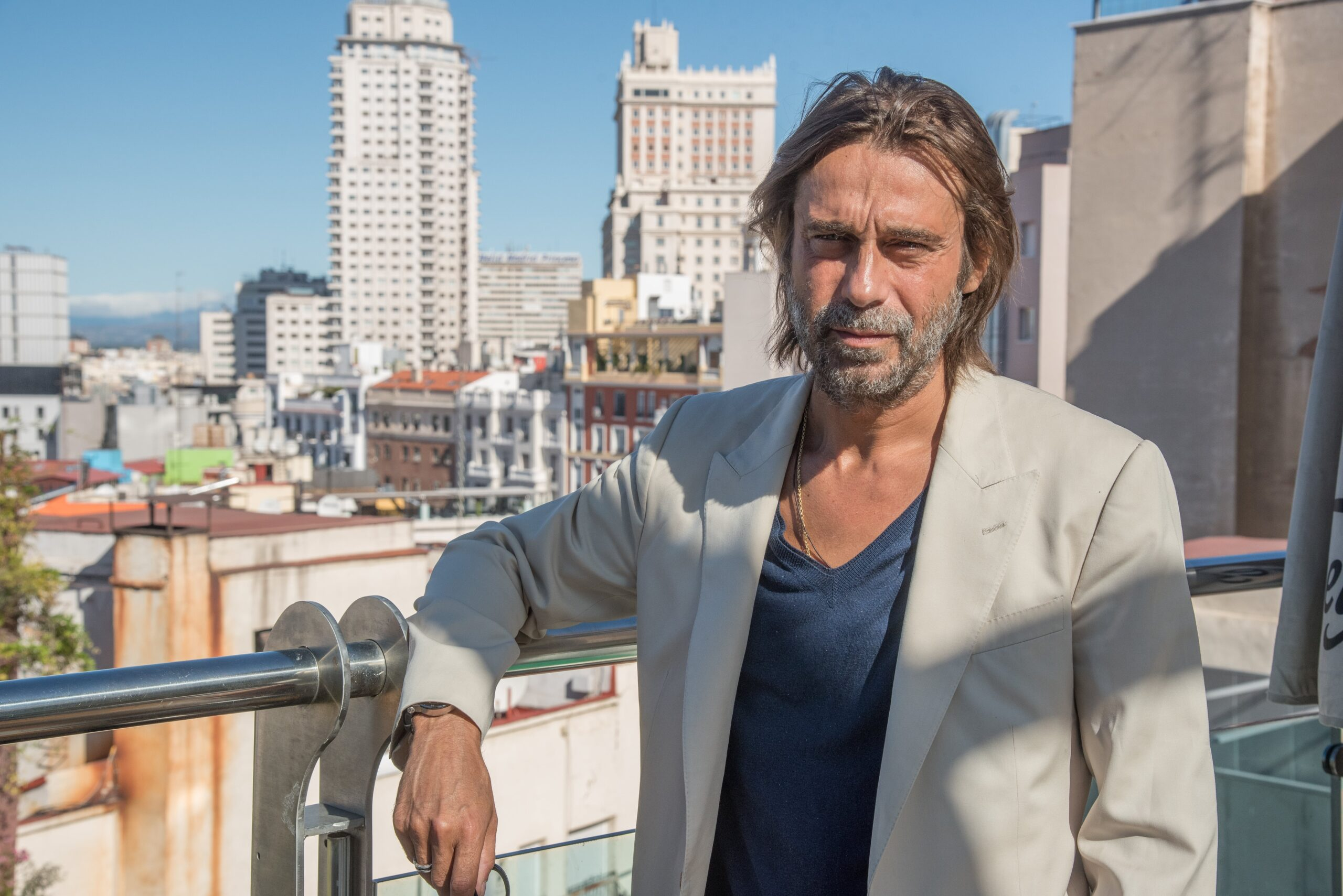 """Jordi Mollà: """"Ser director es intelectual. Ser actor, intuitivo"""""""