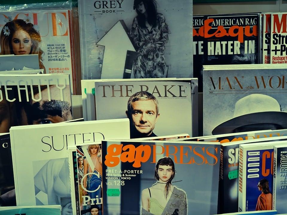 Revistas: el mejor medio para anunciarse