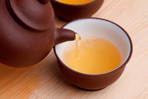 Locos por el té