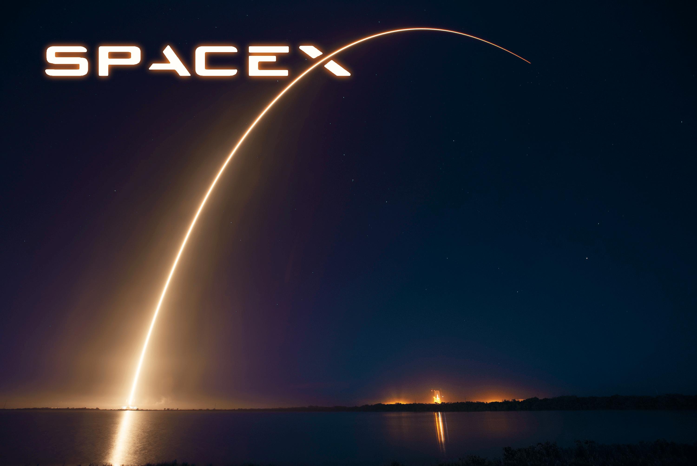 Elon Musk y su cohete