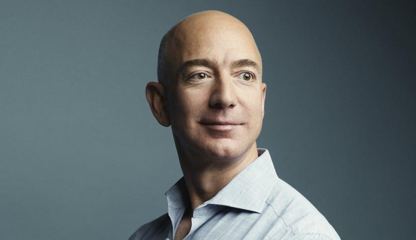 La fortuna de Jeff Bezos supera los 100.000 millones de dólares