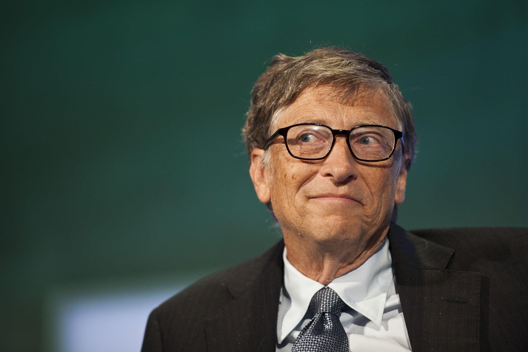 """Bill Gates está comprando terreno en Arizona para construir una """"smart city""""."""