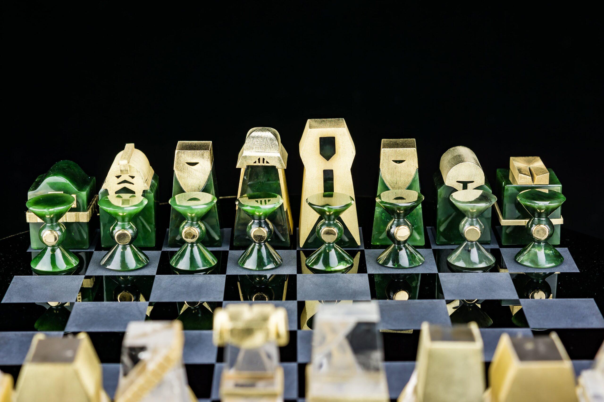 El lado más oscuro del ajedrez