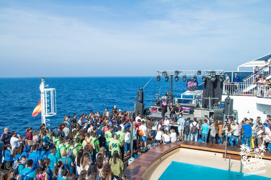 Saïdia Festival: una fiesta en el mar para universitarios