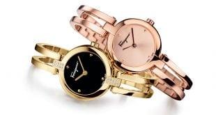 El reloj joya de Salvatore Ferragamo