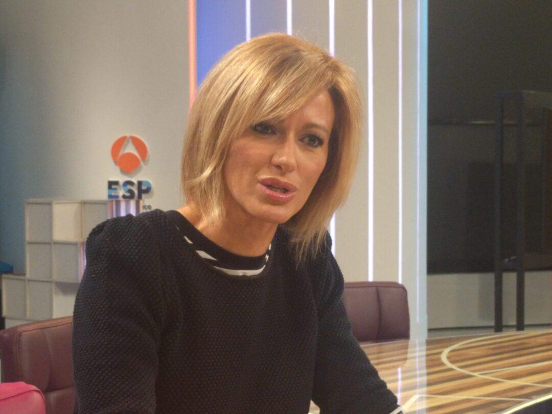 """Susanna Griso: """"Ahora mismo el talento no está en la política"""""""