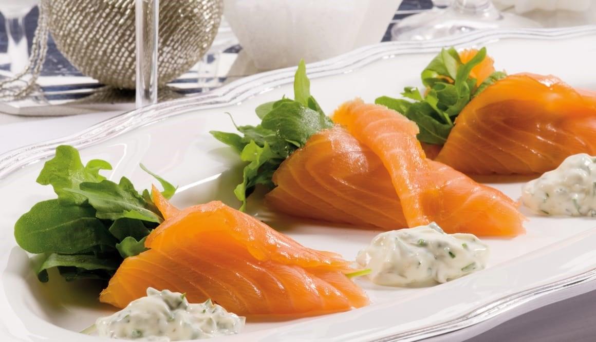 """Las 10 """"S"""" del salmón noruego para estas Navidades"""