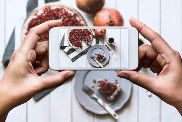 Los alimentos más populares en Instagram en 2017