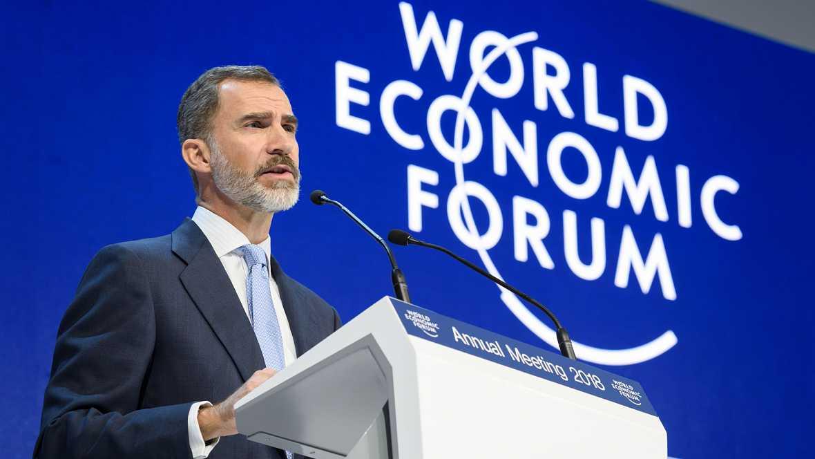 ¿Qué ha pasado en el Foro de Davos de 2018?