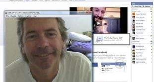 Videochat de Facebook