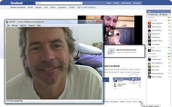 Facebook lanzará un dispositivo de videochat