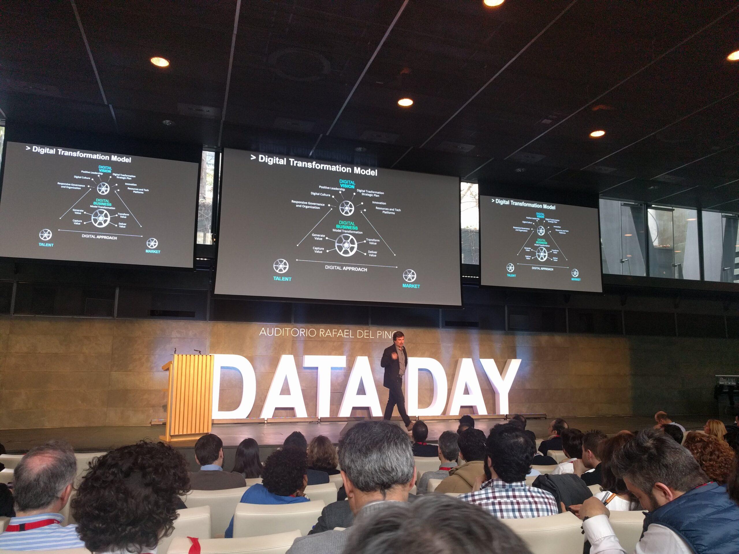 DataDay se consolida como el evento de referencia en el mundo de los datos