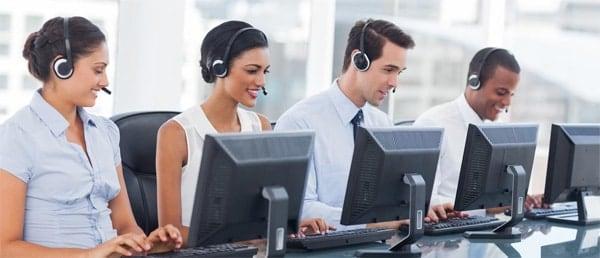 Así será el call center del futuro