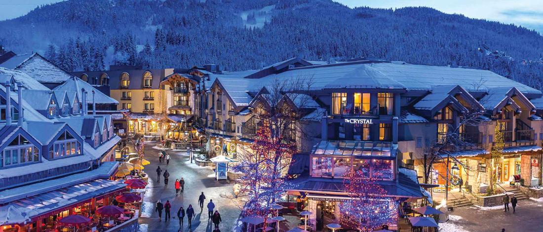 Los mejores resorts del mundo para esquiar