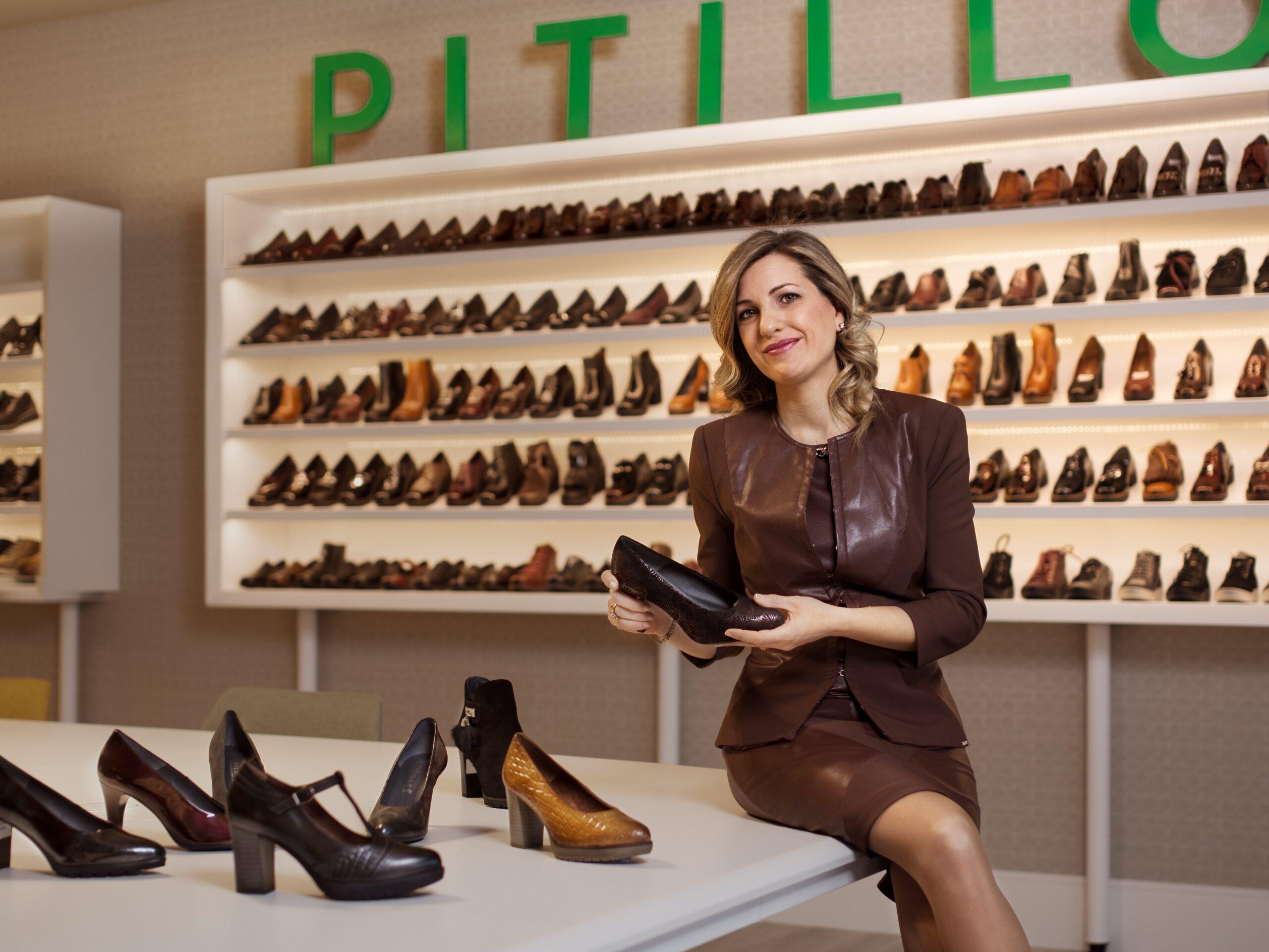 """Entrevista Silvia Hernández, directora general del Grupo Pitillos: """"No le damos a los pies la importancia que realmente tienen"""""""