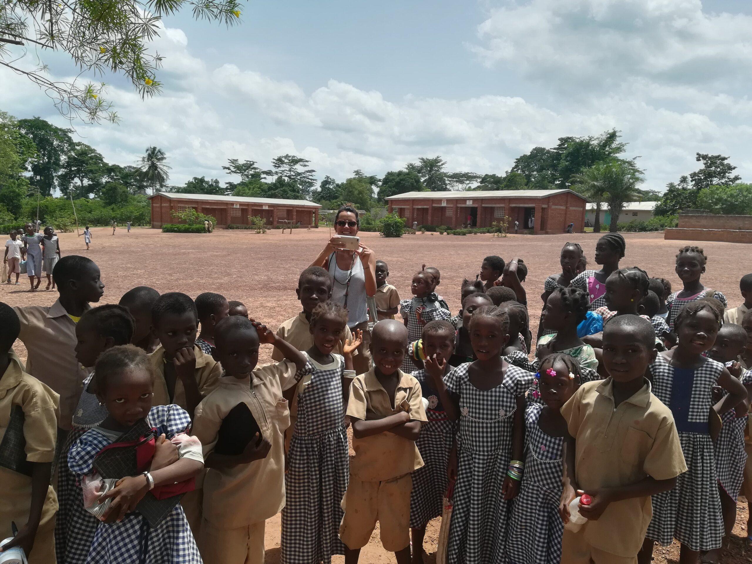 CRISTINA SAAVEDRA, de La Sexta a Global Humanitaria