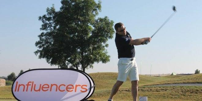 Revista Influencers y Corporate Golf, en el circuito La Faisanera de Segovia.