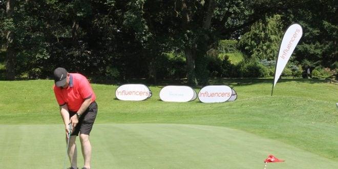 Corporate Golf y revista Influencers