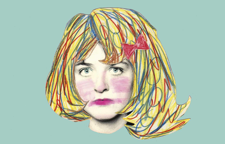 Ouka Leele: autorretrato de la artista