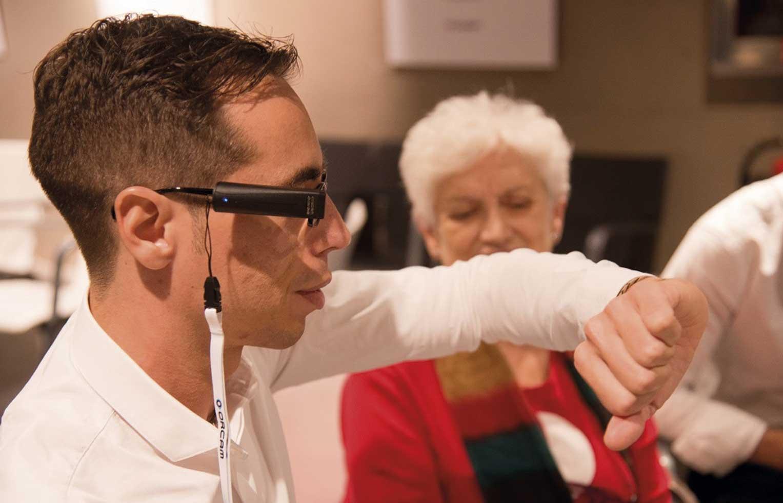 Máxima autonomía para personas ciegas o con baja visión
